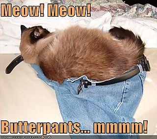 Butterpants