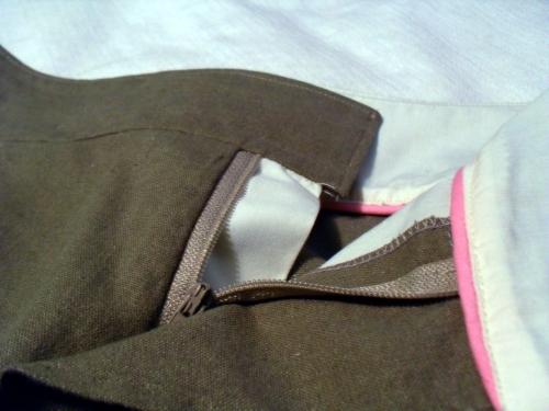 Linen pants 500