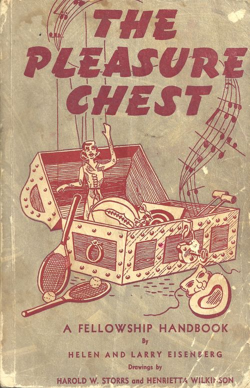 Pleasure chest game book