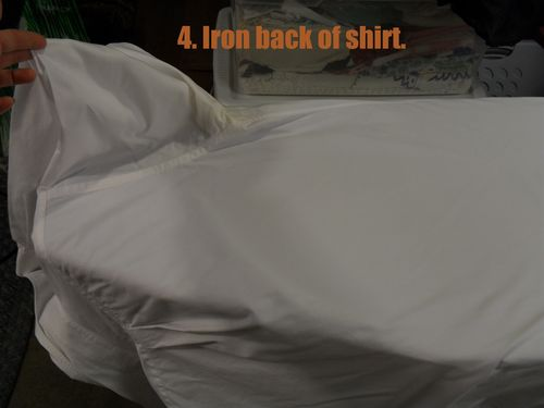 How to iron 4